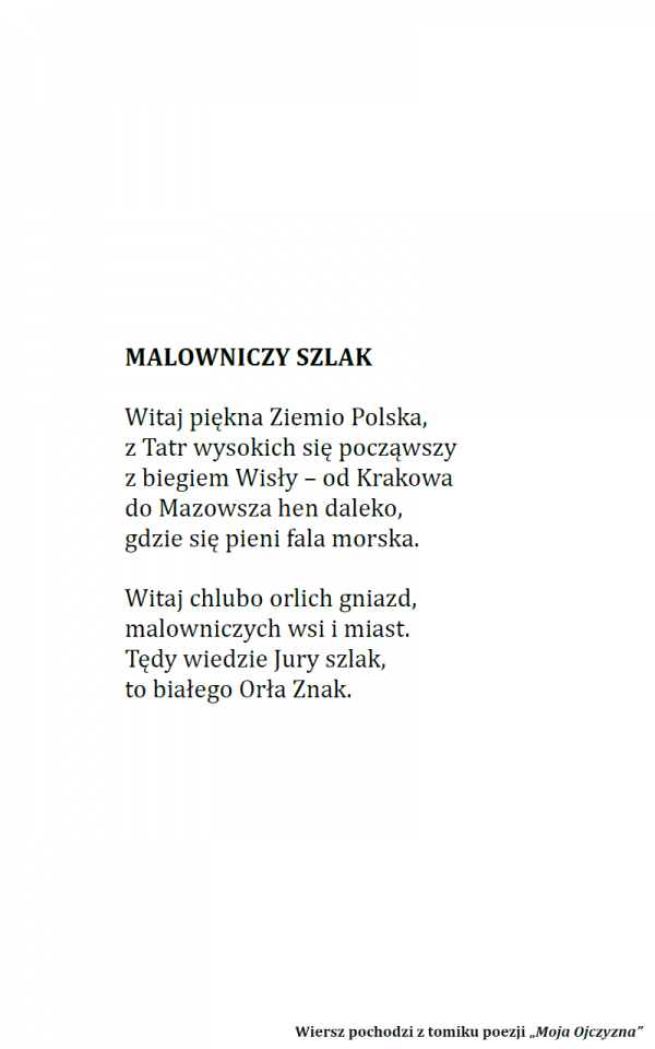 Prace - Zygmunt Niewiadomski
